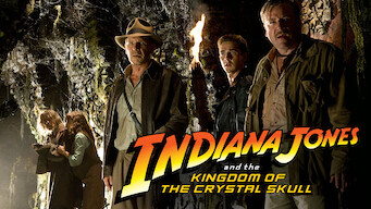 Is Indiana Jones And The Kingdom Of The Crystal Skull 2008 On Netflix Mexico